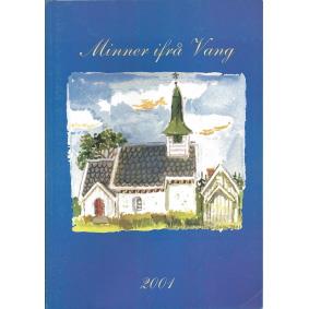 Bok: Minner ifrå Vang 2001