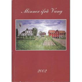 Bok: Minner ifrå Vang 2002