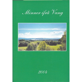 Bok: Minner ifrå Vang 2004