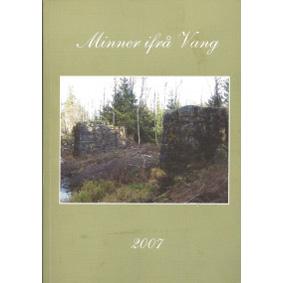 Bok: Minner ifrå Vang 2007
