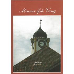 Bok: Minner ifrå Vang 2008