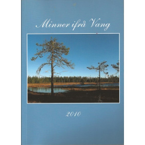 Bok: Minner ifrå Vang 2010