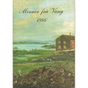 Bok: Minner ifrå Vang 1986