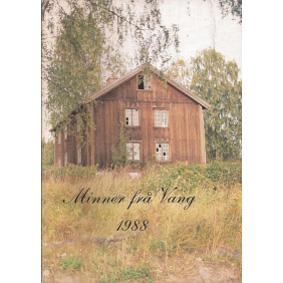 Bok: Minner ifrå Vang 1988