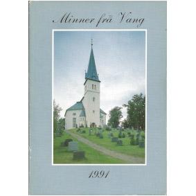 Bok: Minner frå Vang 1991