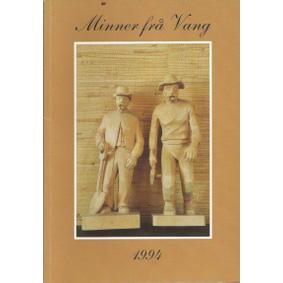 Bok: Minner ifrå Vang 1994