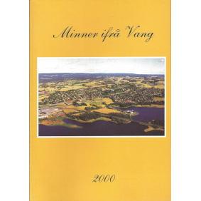 Bok: Minner ifrå Vang 2000