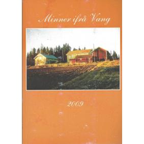 Bok: Minner ifrå Vang 2009