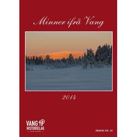 Bok: Minner ifrå Vang 2014