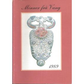 Bok: Minner ifrå Vang 1989