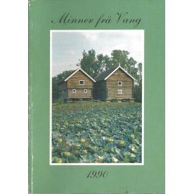 Bok: Minner frå Vang 1990