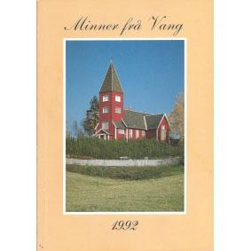Bok: Minner frå Vang 1992