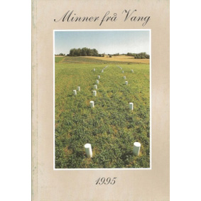 Bok: Minner ifrå Vang 1995