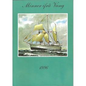 Bok: Minner ifrå Vang 1996