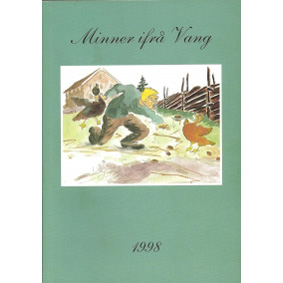 Bok: Minner ifrå Vang 1998