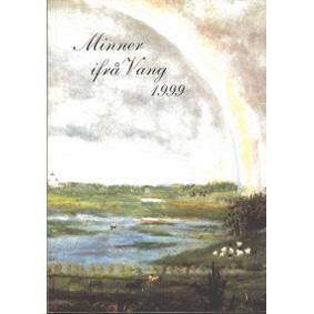 Bok: Minner ifrå Vang 1999
