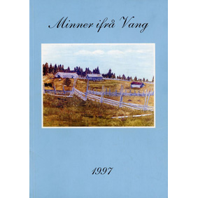 Bok: Minner ifrå Vang 1997