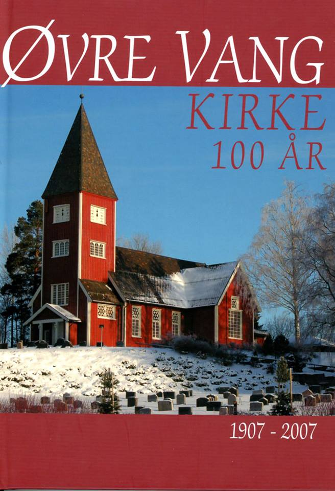 Bok: Øvre Vang kirke 100 år