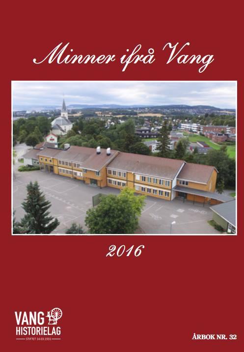 Bok: Minner ifrå Vang 2016