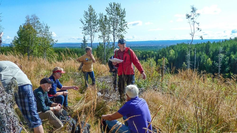 Lokalhistorisk vandring 2. sept 2017 rapport