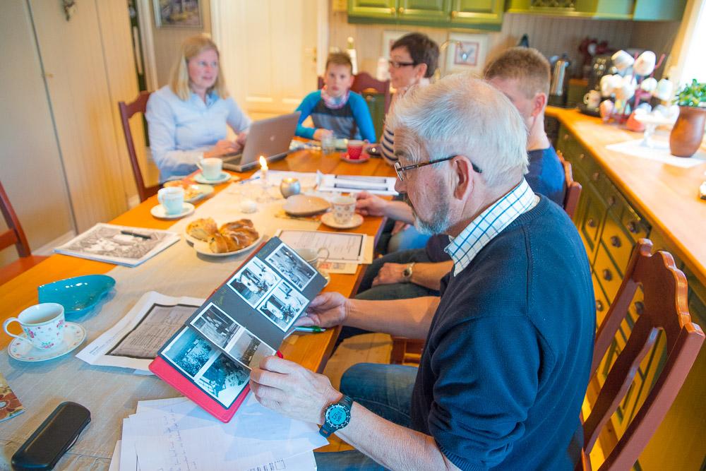 Bygdebokkomiteen – endret utgivelsestid Vangsboka bind 5