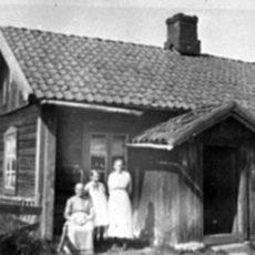 Husmannsplasser på Solvang