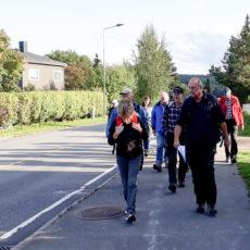 Rapport for turen på Hjellum 30. august