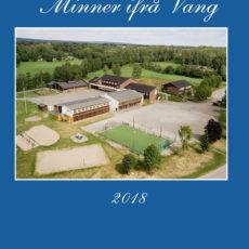 Bok: Minner ifrå Vang 2018