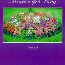 Bok: Minner ifrå Vang 2019